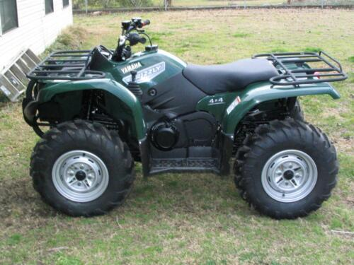 Yamaha Grizzly 400 4x4 ATV